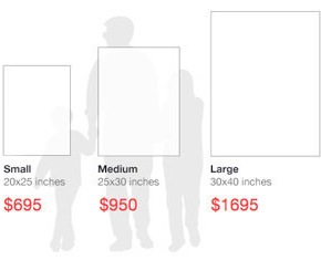 See yourself in LEGO bricks : Custom LEGO portraits