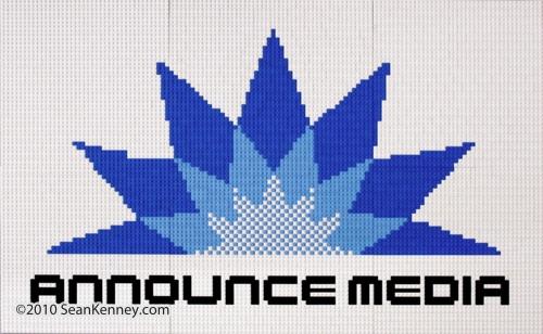 LEGO, logo, mosaic, Sean Kenney