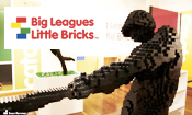 Big Leagues, Little Bricks