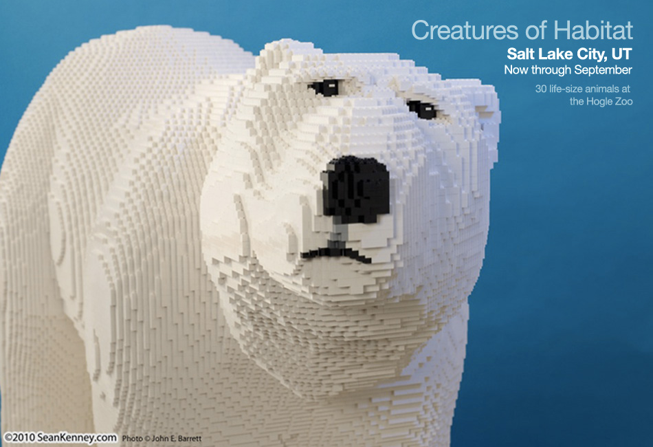 Creatures of Habitat: Now through September 2013 in Salt Lake City