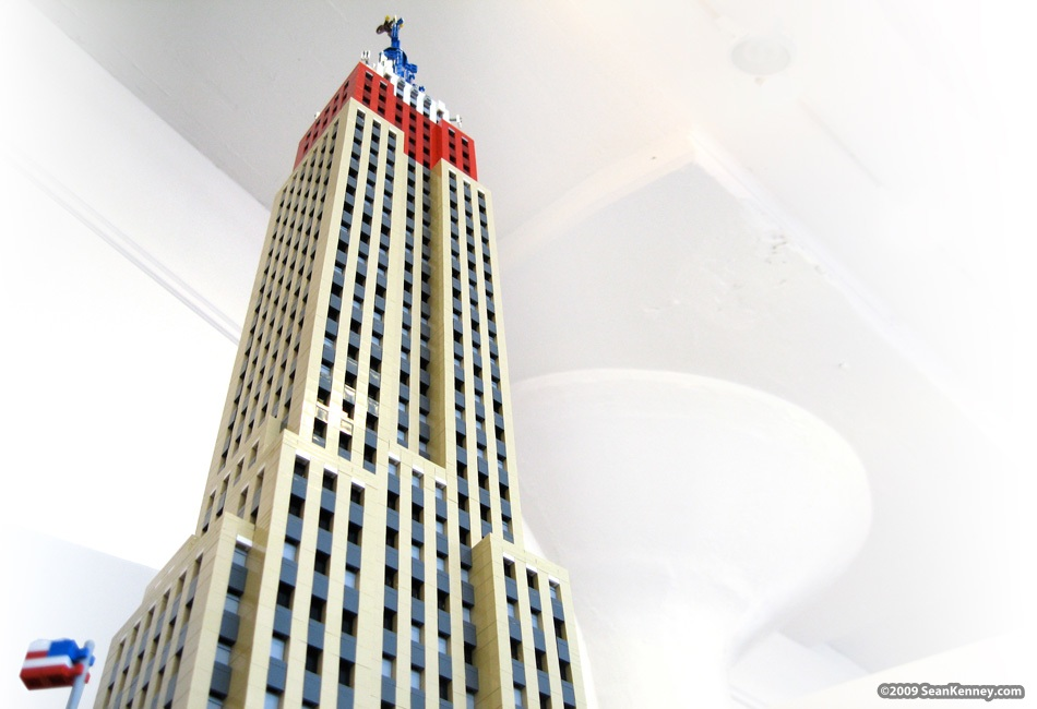 LEGO Empire State Building ESB