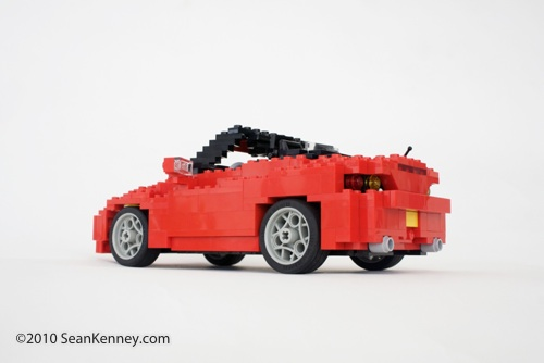 LEGO Honda S2000 by Sean Kenney