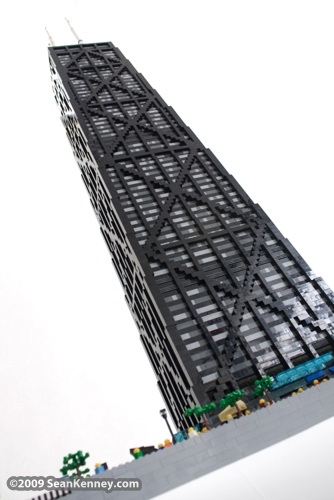 John Hancock Center LEGO Certified Professional Sean Kenney