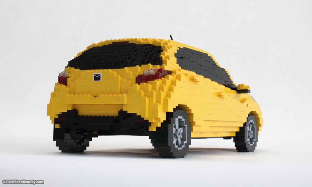 Mazda2 A Lego 174 Creation By Sean Kenney Mocpages Com