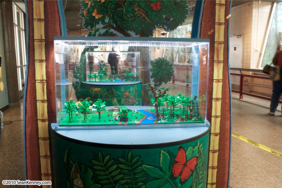 Rainforest 3 of 3 : Replanting: A LEGO® creation by Sean