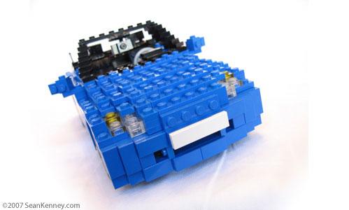 LEGO Honda S2000