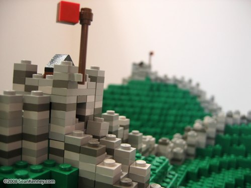 LEGO Great Wall of China