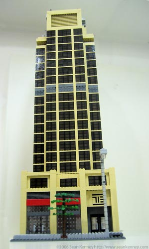 Lego Office Building