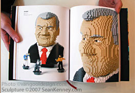 LEGO Shatner book