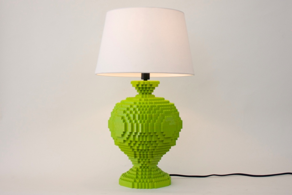 Delightful LEGO Lamp, $549